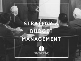 strategy, budget, management